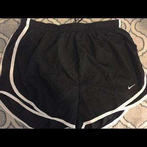 Size medium Nike athletic shorts